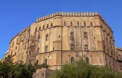 Palazzo Reale bis 免版税库存图片