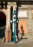 Palazzo Reale di Napoli. Campania, Italy. Stock Image
