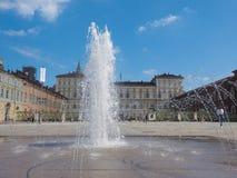 Palazzo Reale en Turín Fotos de archivo
