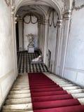 Palazzo Reale est un manoir et un Musée National de la Savoie sur par l'intermédiaire de Balbi en Genoa Italy Photos stock
