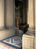 Palazzo reale Francia di Versailles dell'organo della cappella Fotografia Stock Libera da Diritti