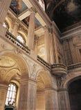Palazzo reale Francia di Versailles della cappella Immagine Stock Libera da Diritti