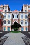 Palazzo reale, Genua Italië Royalty-vrije Stock Fotografie