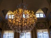 Palazzo Reale ist eine Wirsing-Villa und ein Nationalmuseum auf über Balbi in Genoa Italy Stockfotografie