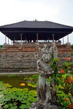 Palazzo reale, Klungkung, Bali, Indonesia fotografie stock