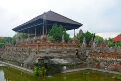 Palazzo reale, Klungkung, Bali, Indonesia fotografia stock libera da diritti