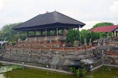 Palazzo reale, Klungkung, Bali, Indonesia immagini stock libere da diritti