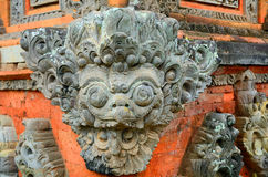 Palazzo reale, Klungkung, Bali, Indonesia Immagini Stock