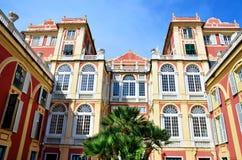 Palazzo reale Royalty Free Stock Photo