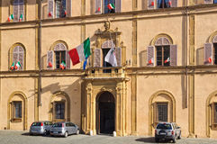 Palazzo Reale - Siena Stock Image