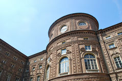 Palazzo Reale in Torino lizenzfreie stockfotos