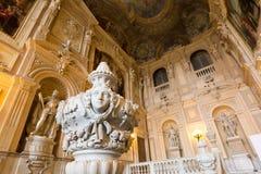 Palazzo Reale, Torino, Italia Immagine Stock Libera da Diritti