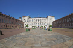 Palazzo Reale in Turin Royalty Free Stock Image