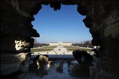 Palazzo reale in Viena Immagine Stock