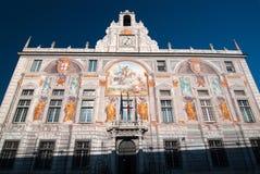Palazzo San Giorgio Royalty Free Stock Photography