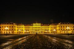 Palazzo Schönbrunn Vienna Fotografia Stock Libera da Diritti