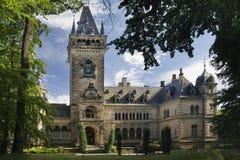 Palazzo Schloss Hummelshain immagine stock libera da diritti
