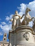 Palazzo Senatorio Stock Images