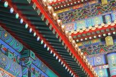 Palazzo severo a Pechino Immagine Stock Libera da Diritti
