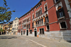Palazzo Soranzo Stock Image
