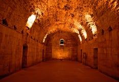 Palazzo sotterraneo fotografie stock libere da diritti