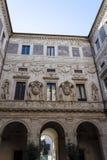 Palazzo Spada -罗马 库存照片