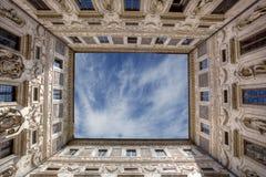 Palazzo Spada. Rome. Italy. Stock Photography