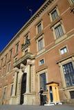 Palazzo Stoccolma Fotografia Stock Libera da Diritti