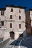 Palazzo storico Fotografia Stock Libera da Diritti
