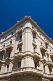 Palazzo storico bari La Puglia L'Italia Fotografia Stock