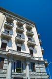 Palazzo storico bari La Puglia L'Italia Immagine Stock