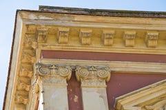 Palazzo storico bari La Puglia L'Italia Immagini Stock