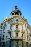 Palazzo storico a Brno Fotografia Stock
