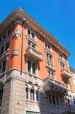 Palazzo storico di Parma. Immagine Stock