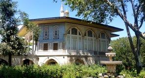 Palazzo storico di Topkapi a Costantinopoli Immagini Stock