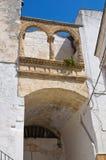 Palazzo storico Laterza La Puglia L'Italia Fotografia Stock