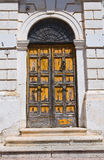 Palazzo storico Laterza La Puglia L'Italia Immagine Stock Libera da Diritti