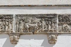 Palazzo storico Locorotondo La Puglia L'Italia Immagini Stock Libere da Diritti