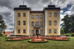 Palazzo storico in Lomnica Immagine Stock Libera da Diritti
