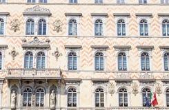 Palazzo Storico ? Trieste image stock