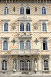 Palazzo Storico in Trieste Stock Images