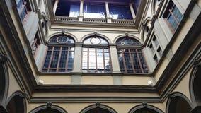 Palazzo Strozzi em Florença, Toscânia, Itália foto de stock royalty free