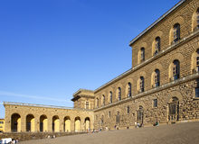 Palazzo Strozzi - Florence ,Italy Royalty Free Stock Photography