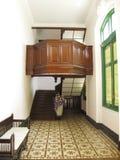 Palazzo tailandese tradizionale fotografie stock