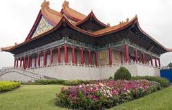 Palazzo, Taipeh Fotografie Stock Libere da Diritti