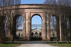 Palazzo Te obraz stock