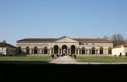 Palazzo Te fotografia stock