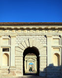 Palazzo Te, city of Mantua, Italy Stock Image
