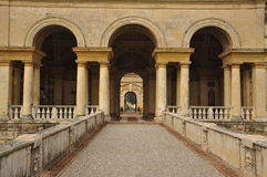 Palazzo Te, Mantova, Italy Royalty Free Stock Images