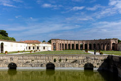 Palazzo Te in Mantua, Italy Royalty Free Stock Images